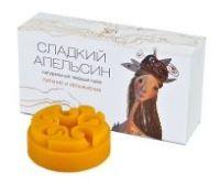 Твердый крем «Сладкий апельсин» (15гр.) ТМ Клеона