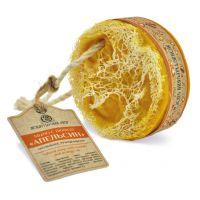 мыло с люфой апельсин